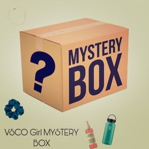 Vsco girl mystery box